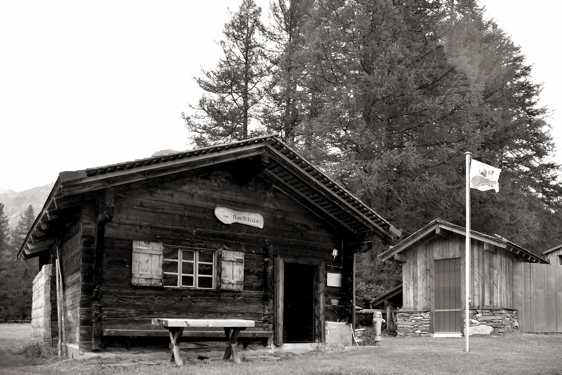 Bachhüs Oberwald