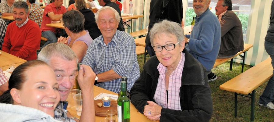Bachhüsfäscht, 20. Juli 2013